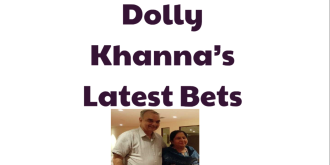 Dolly Khanna